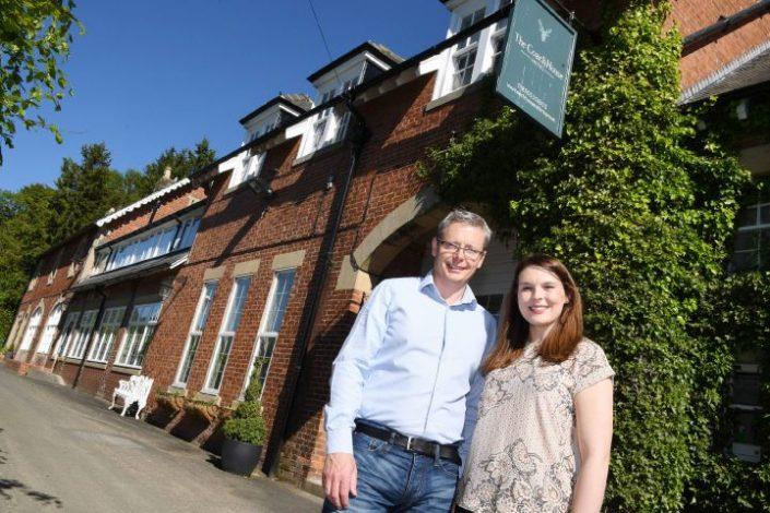 Paul and Gemma Coach House